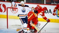 McDavid scores twice, Draisaitl has four assists as Oilers down Flames 8-3 Article Image 0