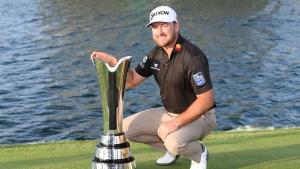 McDowell hangs on to win Saudi event
