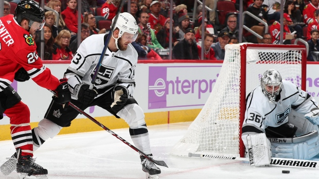 Leafs Acquire Goalie Campbell Winger Clifford From Kings For Moore Picks Tsn Ca