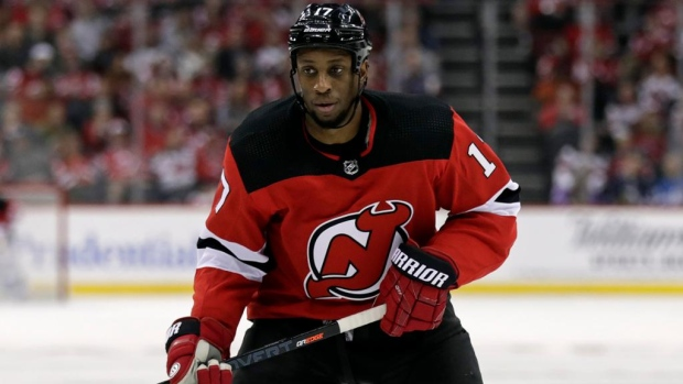 Wayne Simmonds Devils