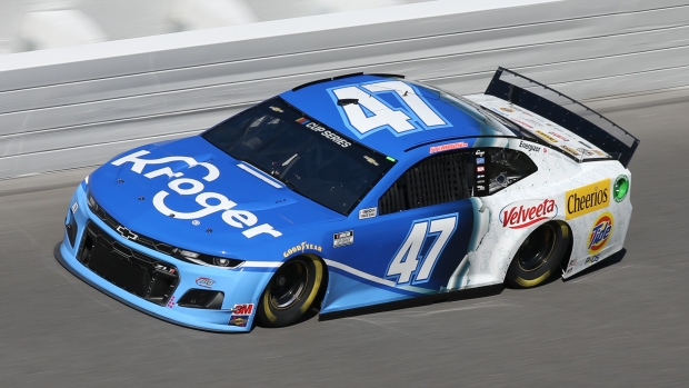 Stenhouse & JTG Rocket To Daytona 500 Pole