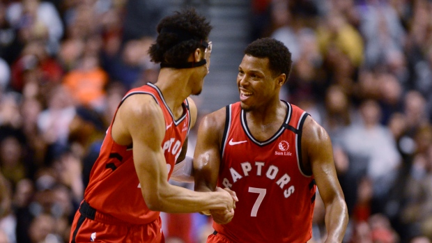 Raptors break record for longest win streak by Canadian sports franchise