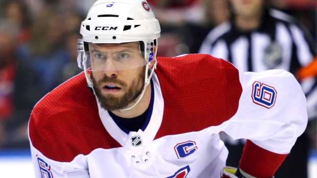 Montreal Canadiens to update Shea Weber's status later this week - TSN.ca