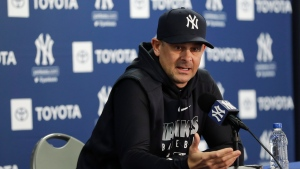 Report: Boone to return as manager of Yankees on three-year deal