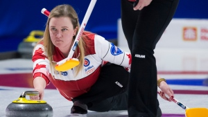 Carey to replace Fleury at Scotties