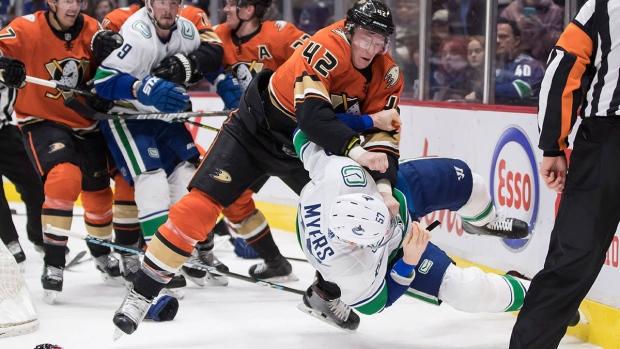 Five Takeaways: Canucks vs Ducks - TSN.ca