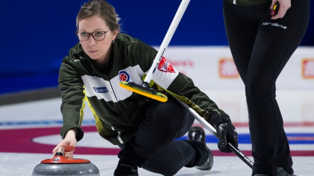 McCarville starts Olympic pre-trials with win after more than a year off