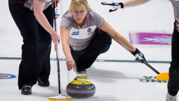 Rizzo living the dream as one of oldest rookies ever at Scotties - TSN.ca