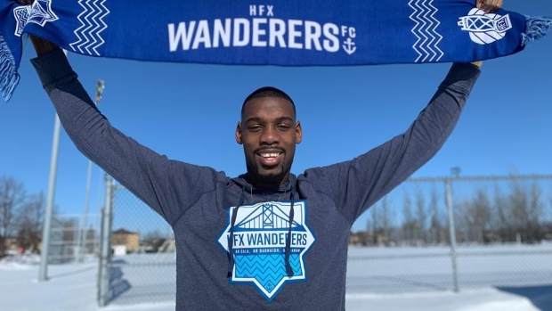 HFX Wanderers FC sign Haiti international centre back Jems Geffrard Article Image 0
