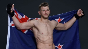 Hooker won't lose sight of UFC lightweight title dream