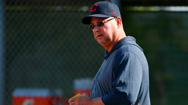 Indians staff attends funeral of coach Brad Mills' grandson Article Image 0
