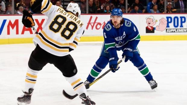 Five Takeaways: Canucks vs Bruins - TSN.ca