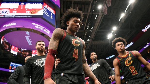Cleveland Cavaliers Guard Kevin Porter Jr Arrested On Weapons Charges Tsn Ca