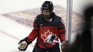 Team Canada player profile: Victoria Bach
