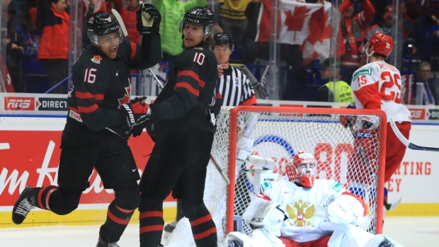 Hockey Canada Relived Schedule Tsn Ca