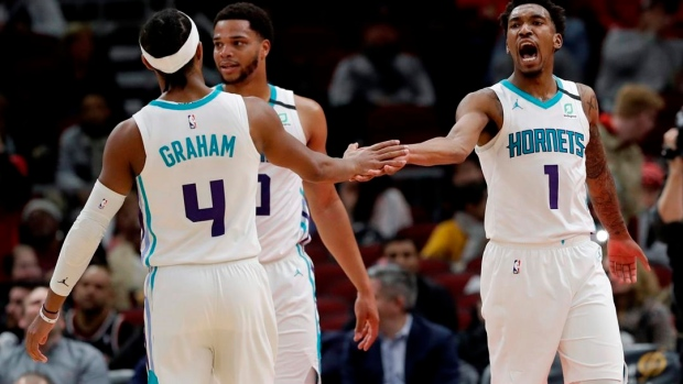 Hornets' Monk suspended indefinitely by the NBA Article Image 0