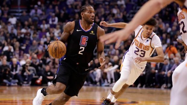 Kawhi Leonard scores 24 points, Los Angeles Clippers top Phoenix Suns - TSN.ca