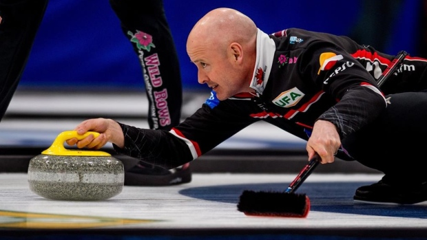 What's the status of Canada's provincial and territorial curling playdowns?