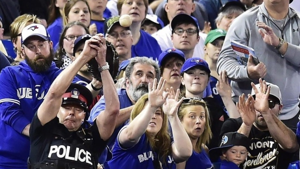 Toronto Blue Jays to expand protective netting along stands - TSN.ca