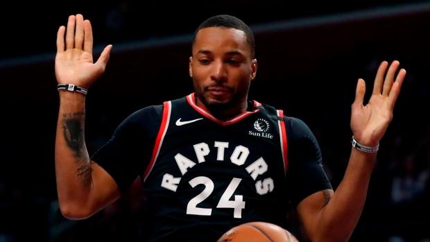 Norm Powell In Serge Ibaka Fred Vanvleet Out For Toronto Raptors Vs Charlotte Hornets Tsn Ca