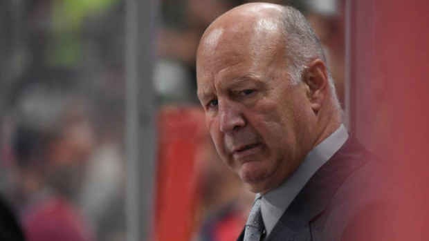 Montreal Canadiens head coach Claude Julien hospitalized with chest pains - TSN.ca
