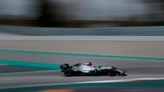 Mercedes' Bottas fastest on final day of F1 preseason Article Image 0