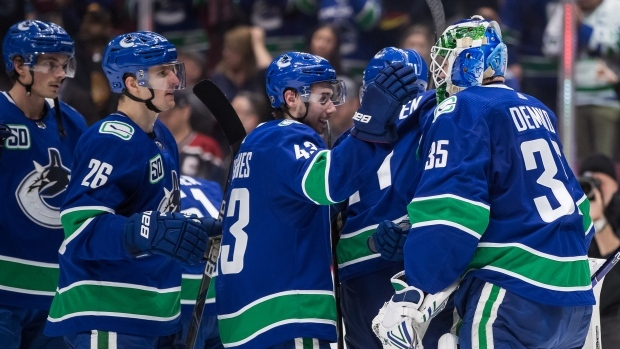 Canucks vs Blue Jackets Game Day Preview - TSN.ca