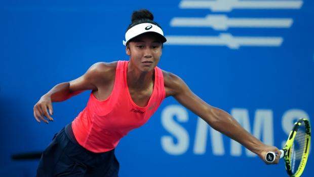Fernandez beats Konjuh in straight sets at US Open