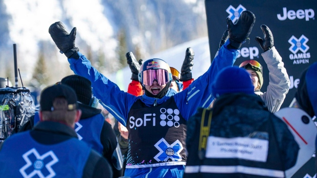 Mark McMorris takes silver in X Games slopestyle - TSN.ca