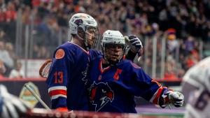 Jamieson has nine points to lead Thunderbirds to win over Bandits