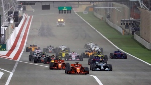 Qatar to host F1 race for first time in November
