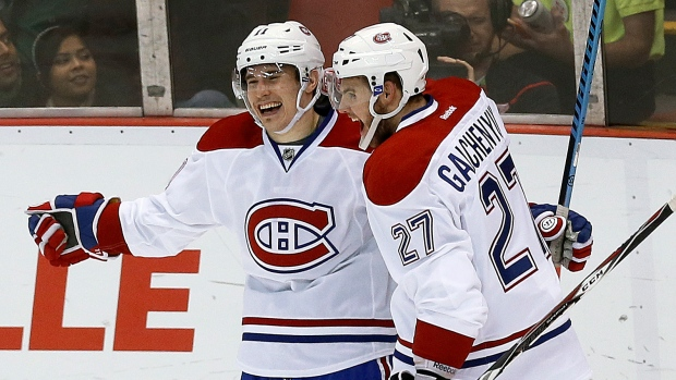 Brendan Gallagher Alex Galchenyuk