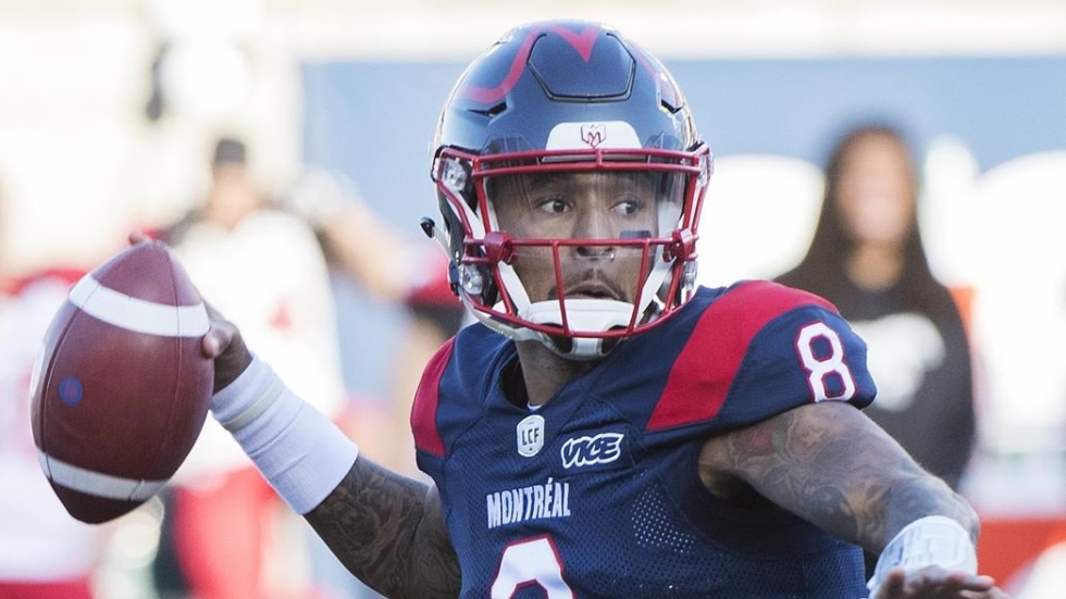 Adams Jr. confident Alouettes can pick up where it left off in '19