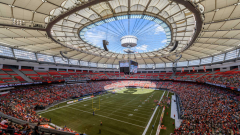 BC Place Open Roof