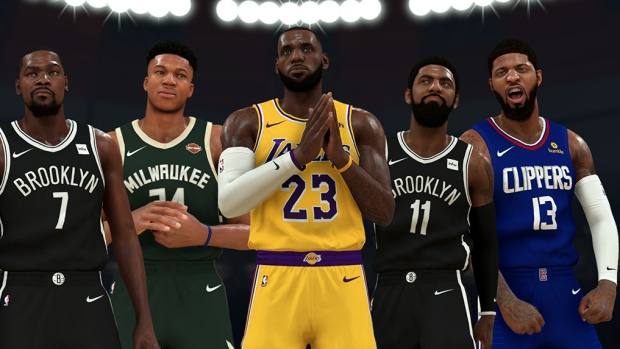 Phoenix Suns Los Angeles Clippers Well Represented As Nba 2k Semis Finals Go Today On Tsn Tsn Ca
