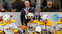 New coach using NHL stoppage to study up on his Predators Article Image 0