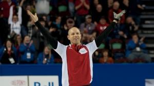 Veteran curler Simmons to skip Manitoba-based team next season