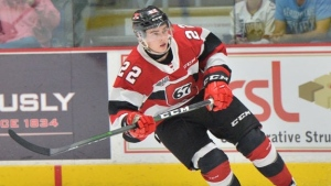 Getting drafted by Sens would be 'extra special' for 67s sharpshooter Quinn