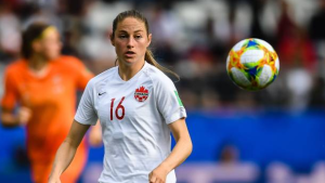 Beckie to miss friendlies after injury at Canada training camp