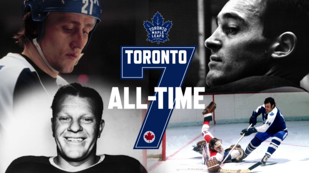 All-Time 7: Toronto Maple Leafs