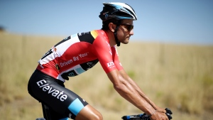 Canadian rider Piccoli finishes third in third stage of Tour of Rwanda