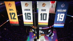 Canucks Retired Numbers