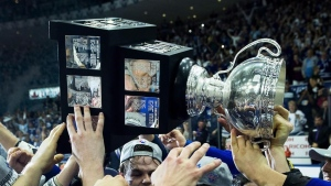 AHL cancels traditional playoffs; sets 21-22 start date
