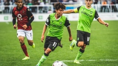 York 9 FC sells attacking midfielder Emilio Estevez to Dutch club ADO Den Haag Article Image 0