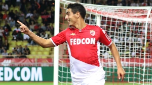 Ben Yedder scores two, Monaco wins to strengthen grip on third place