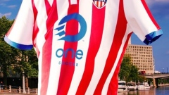 Atletico Ottawa unveils jersey, adding a dash of blue to familiar red and white Article Image 0