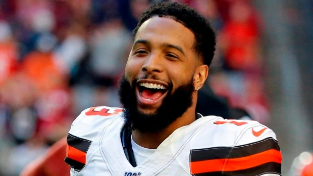 """Browns WR Landry says OBJ looks """"amazing"""" after knee surgery"""