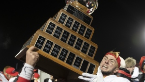 Canadian university football players' careers cut short by age rule, pandemic