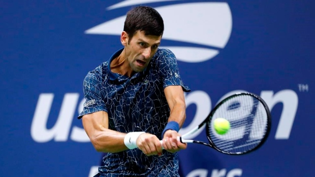 Djokovic Out Of Doubles Citing Neck At Western Southern Tsn Ca