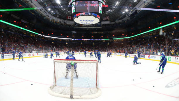 Vancouver Ruled Out As Nhl Hub City For Return To Play Tsn Ca
